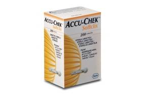 ACCU-CHEK SOFTCLIX LANCETS 200