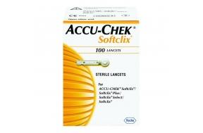 ACCU-CHEK SOFTCLIX LANCETS 100-ΔΩΡΕΑΝ