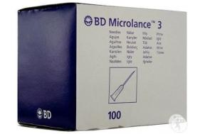 B-D  ΒΕΛΟΝΑ MICROLANCE 16G 11/2 (300637)