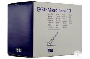 B-D  ΒΕΛΟΝΑ MICROLANCE 22G 11/4 (300900)