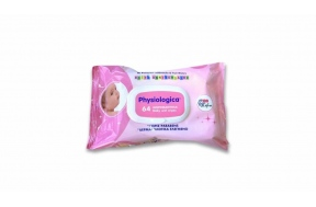 PHYSIOLOGICA WET WIPES (ΔΩΡΕΑΝ)