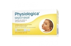 PHYSIOLOGICA SEPTINASAL 5ml (20 τμχ.)