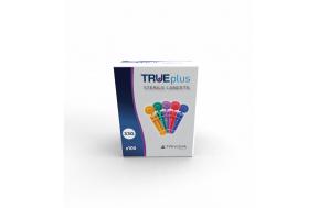 TRUEplus STERILE LANCETS 100's 33G NEW