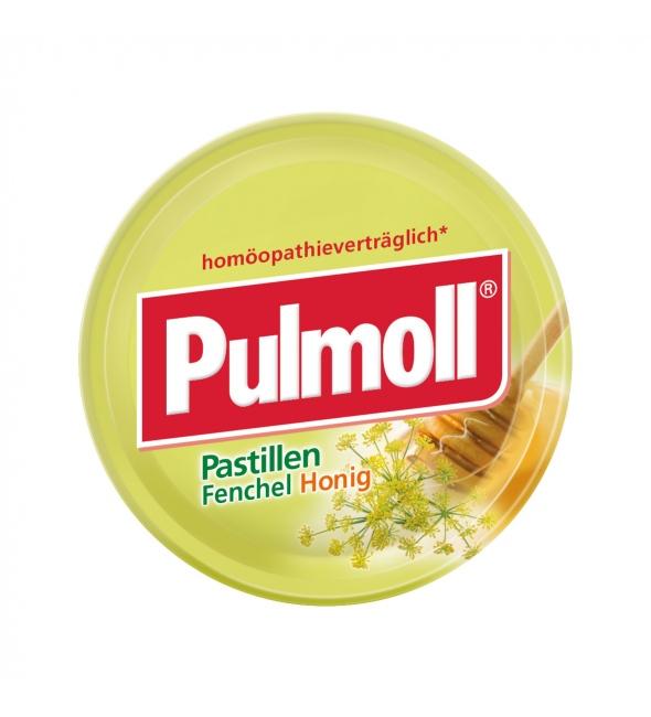 PULMOLL ΜΕΛΙ & ΜΑΡΑΘΟ 75gr