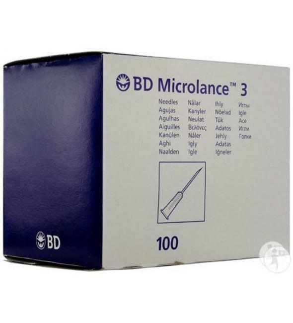 B-D  ΒΕΛΟΝΑ MICROLANCE 21G1 1/2 (304432)
