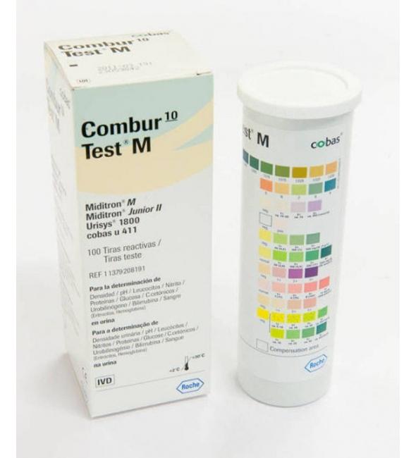 COMBUR 10-TEST 100 STR.(ROCHE)