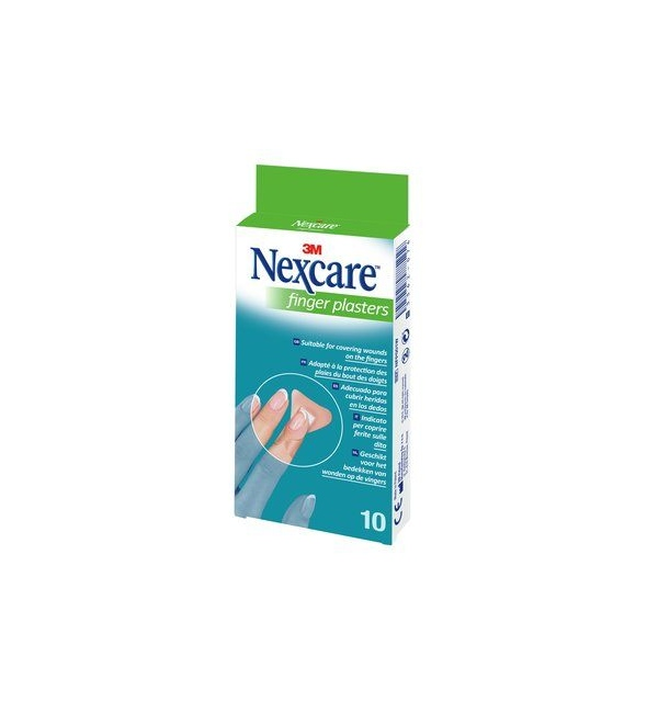 NEXCARE ΕΠΙΘΕΜΑΤΑ ΔΑΚΤΥΛΩΝ 20τμχ.